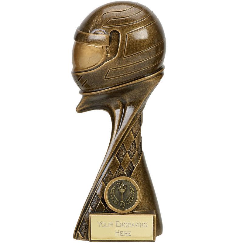 Sport Automobile Casque Trophée 17.8cm 20.3cm 22.9cm Gratuite Gravure Gravure Gravure 096f62
