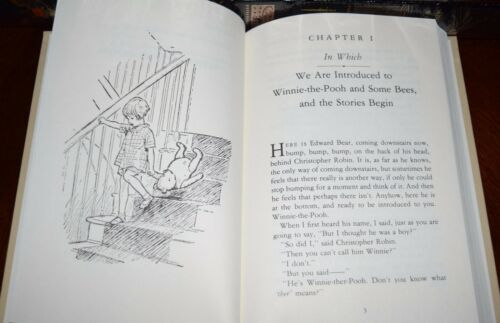 Milne Poems Illustrated by Shepard New Hardcover Gift A Winnie the Pooh by A