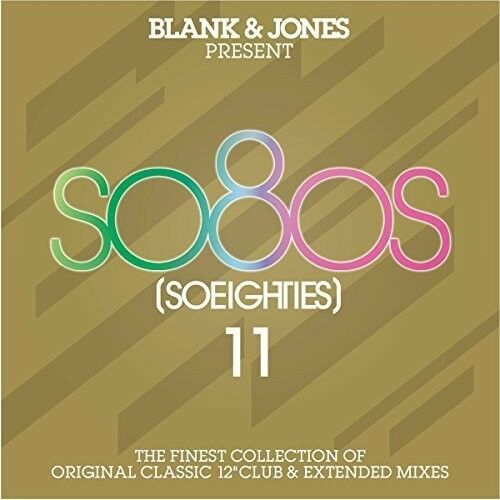 Blank & Jones - So80s 11 [New CD] Germany - Import