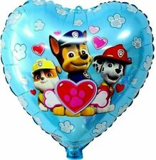 R19F14 XL Helium Folienballon Paw Patrol Chase Hund Baby Geburtstag balloon NEU
