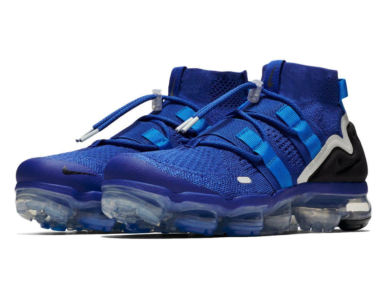 Nike Men's Air VaporMax FlyKnit Utility shoes (Game Royal) NIB NIB NIB AH6834-400  225 fc6b0c