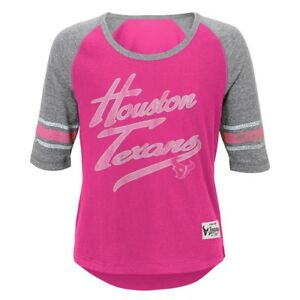 outlet store 24850 14190 Details about Houston Texans Outerstuff NFL Girls Pink