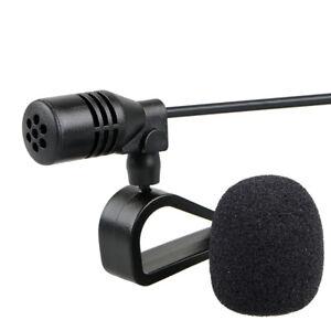 3-5mm-Microphone-Car-Stereo-mono-GPS-Bluetooth-Enabled-Audio-DVD-External-Mic-B9
