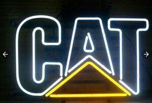 "New St Pauli Girl Bar Real Glass Man Cave Neon Sign Light 14/"""