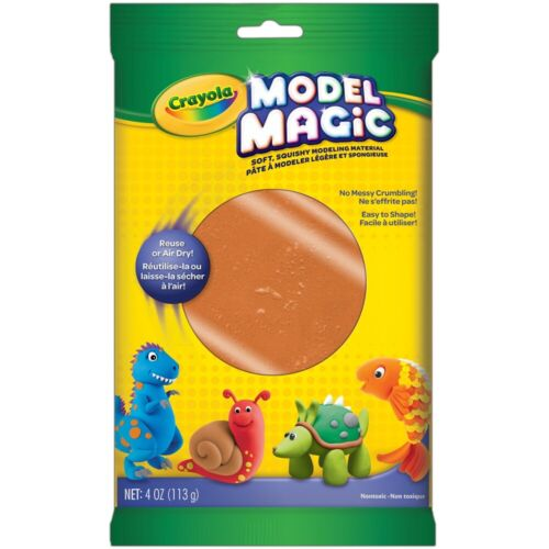 Modelo de Crayola mágica 4oz-Terracota