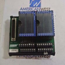Foxboro Fbm207 Voltage Monitor Invensys Process System Plc Termination Assy