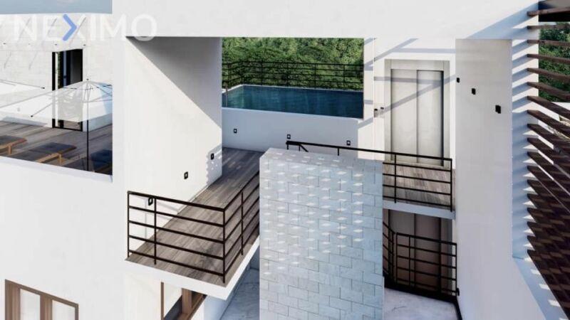 Estudio de lujo en ubicación estratégica en Playa del Carmen
