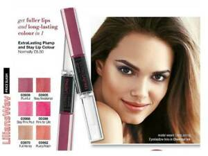 AVON-EXTRA-LASTING-PLUMP-amp-STAY-LIP-COLOUR-LASTS-UP-TO-8HRS-VARIOUS-SHADES-SALE