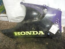 1995 95 Honda CBR900 CBR 900 Right Lower Fairing Cowl Plastic