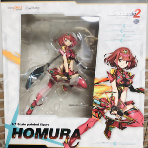 Xenoblade-Chronicles-2-Pyra-Homura-1-7-Figure-PVC-210mm-EMS-from-JAPAN