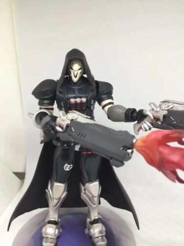 Figma 393 OW Overwatch Reaper PVC Action Figure New In Box