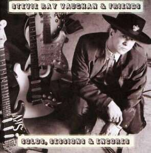 Solos Sessions & Encores - - Stevie Ray Vaughan CD Epic