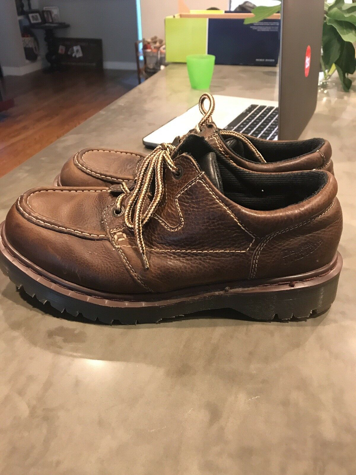 Doc Martens Oxford Leather Shoes Size 12 UK / 13 US