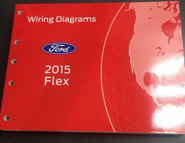 2015 Ford Flex Wiring Diagrams