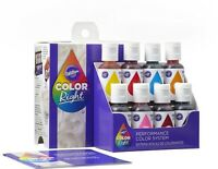 Wilton Color Right Performance Color System 8 Pc