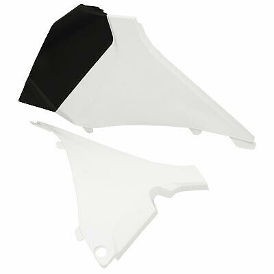 Acerbis Air Box Covers White for KTM On-Off Road Motorcycles