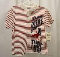 Boy's Lucky Brand Henley Shirt Size 4 Surf