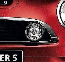Kit Completo para adaptarse a 2001-2007 Bmw Mini Black Spot Luces de conducción lámparas
