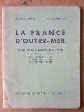 France d'Outre Mer Géographie - Larnaude & Charton Cours de géo chez Nathan