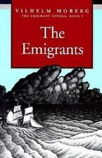 The Emigrants by Vilhelm Moberg (1995, Paperback, Reprint)