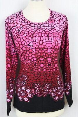 Damen Pullover Pulli mit Glitze  Damen Oberteil