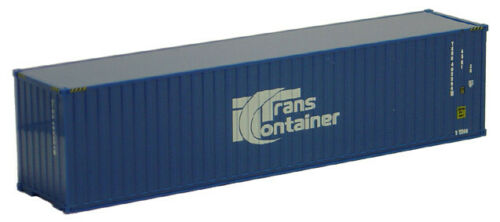 AWM SZ 40 ft Highcube Container Trans Container