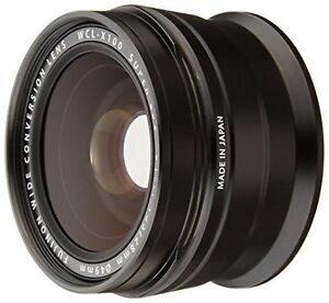 FUJIFILM-conversion-lens-Wide-X100-black-WCL-X100-F-S-w-Tracking-New-from-Japan