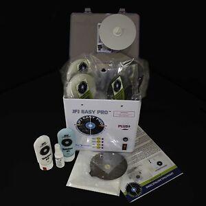 JFJ-EASY-PRO-DISC-REPAIR-MACHINE-for-AUDIO-CD-DVD-XBOX-360-Wii-DISCS-EURO-PLUG