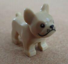 Friends City 32892 LegoFrench Bulldog Tan Puppy Dog Pet Animal Minifigure