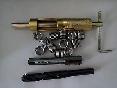 Thread Repair Kit M16 x 1.5 Drill and Tap Insertion Tool Fine thread