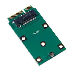 Ssd Karte.Details Zu M 2 Ngff Ssd Mini Pcie Msata Adapter Karte Ersatz Converter Ge