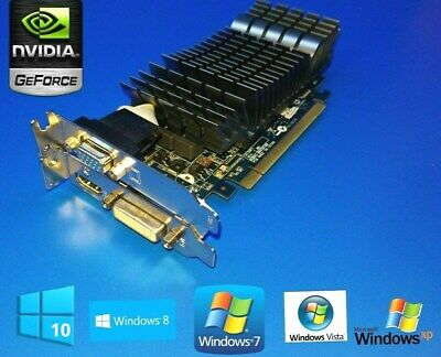 2GB Nvidia GT730 HP Compaq Pavillion PC replacement graphics card Low Profile