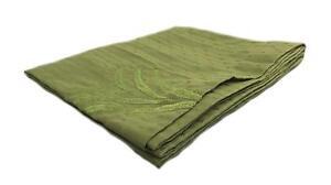 Koni Bed Scarf, Tropical Floral Design