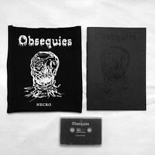 Obsequies - Necro (Cyp), Tape Set