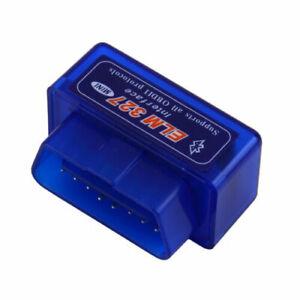 Mini ELM327 V2.1 OBD2 II Bluetooth Diagnostic Car Auto Interface Scanner M