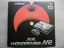 WONDERMEGA RG-M2 Victor - MegaDrive MEGA CD - MEGA DRIVE MegaCD - Wonder Mega