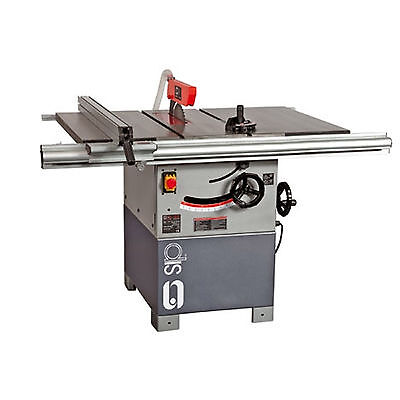 SIP 01332 10 inch Professional Cast Iron Table Saw 230v 16amp