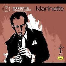 Moderne Klassiker: Klarinette von Leister, Brunner | CD | Zustand sehr gut