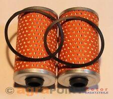 NEU - Zetor 5011 5211 4712 - Dieselfilter - Kraftstofffilter - kompl. Filterset