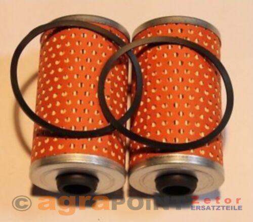 NEU kompl Zetor 5011 5211 4712 Dieselfilter Kraftstofffilter Filterset