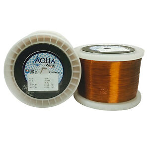 Enamelled copper winding wire size swg 16 or dia 1626 mm 1kg ebay image is loading enamelled copper winding wire size swg 16 or greentooth Choice Image