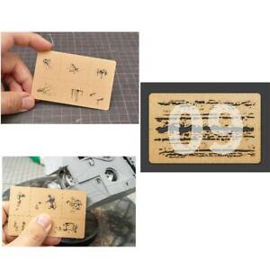 DIY-Weathering-Airbrush-Stencils-Tool-Spray-Paper-Set-for-1-35-1-48-1-72-Model