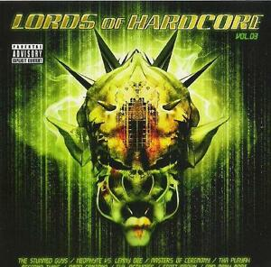 Lords-of-Hardcore-3-Neophyte-Playah-Meccano-Brown-TOX-2cd-Hardcore-Gabber