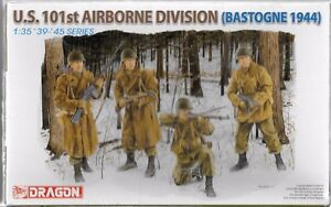 Dragon-WWII-US-101st-Airborne-Division-Bastogne-1944-Figures-1-35-6163-ST-DO-SH