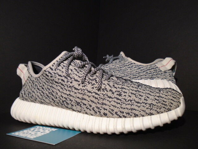 2015 ADIDAS YEEZY BOOST 350 KANYE WEST TURTLE DOVE blueE GREY WHITE AQ4832 NMD 11