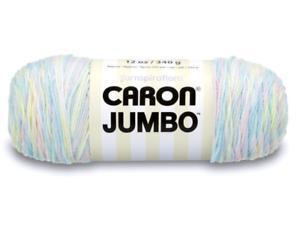 Yarnspirations-Caron-Jumbo-Baby-Rainbow-12-Ounces-Size-4-Medium-Worsted-Yarn
