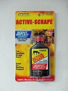 Wildlife Research Active Scrape Scent Deer Buck Doe Attractor 4oz
