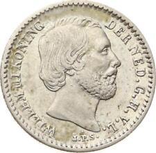 Kgr. Niederlande, Wilhelm III., 10 Cents 1876