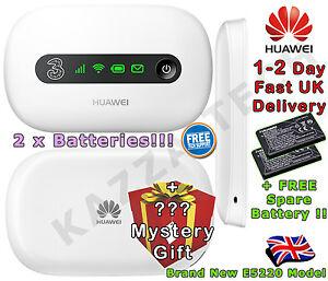 Acheter Pas Cher Huawei E5220 Débloqué Rapide Hspa + Mobile Mifi Wi-fi 3g 4g Modem Sans-fil