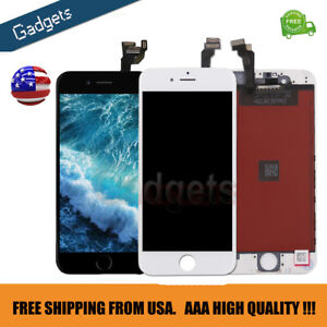 For-iPhone-7-plus-6s-LCD-Screen-Display-Replacement-home-button-and-camera